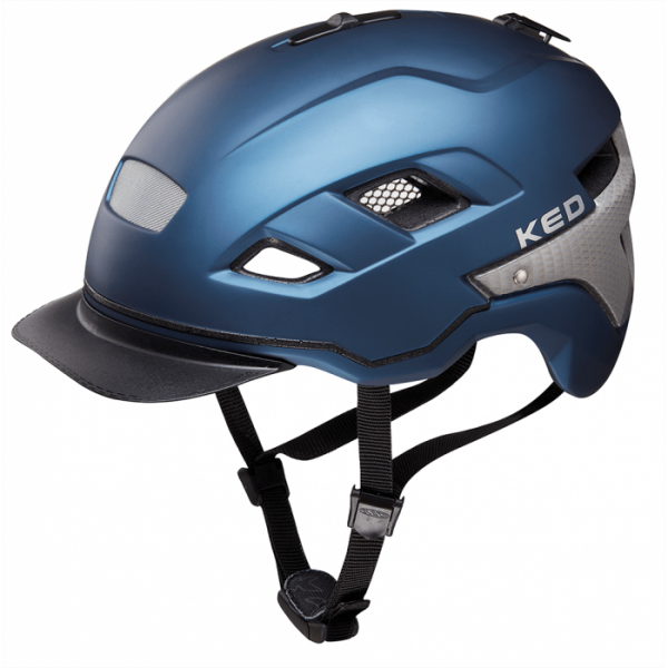 Berlin Velohelm-Nightblue Matt-Grösse M (52-58 cm)
