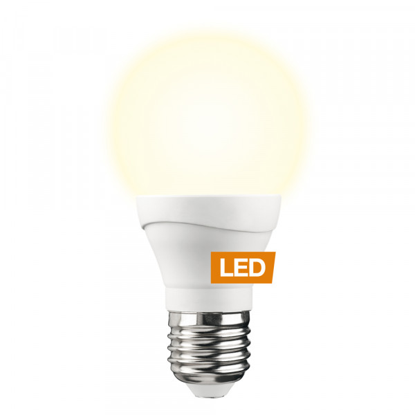Lampe LED LEDON: Ampoule, A60 7W, dimmable