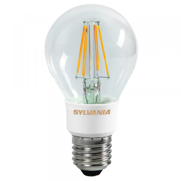 Sylvania LED-Lampe ToLEDo Retro, A60, 5.5W, E27