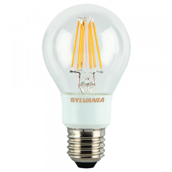Sylvania LED-Lampe ToLEDo Retro, A60, 7W, E27